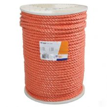 rope orange 10 mm, 220 m